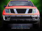 Fedar Main Upper Billet Grille For 2005-2008 Nissan Pathfinder Frontier - Black 9SIAD0D5C21060