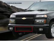 Fedar Lower Bumper Billet Grille For 2004-2012 Chevy Colorado - Black 9SIAD0D5C21594