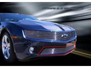 Fedar Lower Bumper Billet Grille For 2010-2013 Chevy Camaro LT/LS V6 - Polished 9SIAD0D5C20738