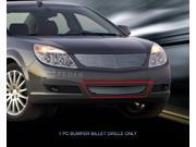 Fedar Lower Bumper Billet Grille For 2007-2009 Saturn Aura - Polished