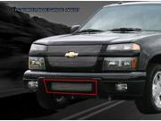 Fedar Lower Bumper Billet Grille For 2004-2012 Chevy Colorado/GMC Canyon - Polished 9SIAD0D5C20915