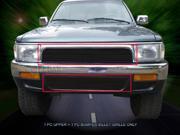Fedar Billet Grille Combo For 1992-1995 Toyota 4Runner - Black