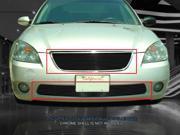 Fedar Billet Grille Combo For 2002-2004 Nissan Altima - Black
