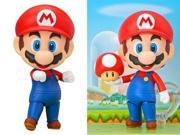 Super Mario Bros Nendoroid Action Figure 473 w/Bonus Coins Nintendo Toy NES Good Smile Company 44547 9SIAD185K54655