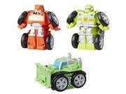 Playskool Transformers Griffin Rock Construction Team Rescue Bots Heros Hasbro C0295AS0 9SIAD1864M1201