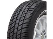 1 New P255/60R15 102T Cooper Cobra Radial GT  255 60 15 Tire.