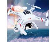 CXHOBBY CX-20 Auto-Pathfinfer GPS 2.4Ghz 4CH 6-Axis Gyro RC Quadcopter Drone UFO Aircraft Toy with Camera Mount  (White)