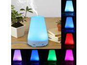 Essential Oil Diffuser 7 colors - 100 ml Ultrasonic Air Mist Aroma Humidifier Purifier for Aromatherapy with changing Colored LED Lights - Adjustable Mist mode 9SIAD335M82959