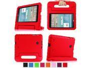Fintie LG G Pad 7.0-inch Tablet Ultra Lightweight Kids Case Cover for Mode V400/V410 (LTE)/VK410/ UK410/ LK430, Red 9SIAD455HN6068