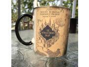 Harry Potter Mug, Color Changing mug, Marauders map mug, Harry Potter Coffee Cup Magic Mug 9SIAD4J5M25641