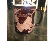 Game of Thrones Mug Heat Changing Color Changing Cup Winter is Coming Mug Game Of Thrones Map Cup Magic GOT Mug Map 9SIAD4J5M25651