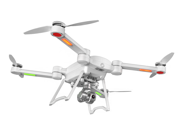 GDU BYRD Standard Portable Quadcopter Drone with 1080p Camera