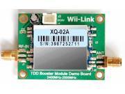 2.4G 2W power amplifier routing signal amplifier wifi Zigbee Signal enhancement DEMO board