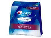 Crest 3D White Strips Glamorous White 14ct Dental Teeth Whitening Kit
