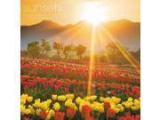 Landmark 2017 Sunsets Wall Calendar (LML748_17) - Decorative Calendars 9SIAD835KK5305
