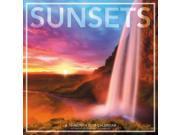 Landmark Sunsets Wall Calendar - Wall Calendars 9SIAD835ZH8122