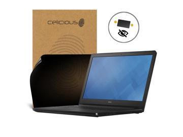 Celicious Privacy Dell Inspiron 15 5565 Non Touch [2-Way] Filter Screen Protector