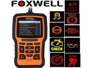 Foxwell NT510 Scanner for AUDI S8 OBD2 Diagnostic Scan Tool Check Engine Light- Oil Service Reset- ABS- SRS- DPF- EPB- Airbag