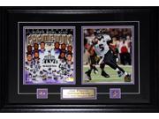 Joe Flacco Baltimore Ravens Superbowl XLVII 2 photo frame 9SIADC26DU1917