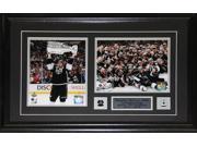 Dustin Brown Los Angeles Kings Stanley Cup 2 photo Frame 9SIADC26DU2158