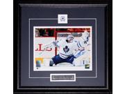 Jonathan Bernier Toronto Maple Leafs signed 8x10 frame 9SIADC26DU2061