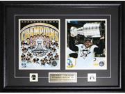 Sidney Crosby Pittsburgh Penguins 2016 Stanley Cup Collage 2 Photo Frame 9SIADC26DU2438