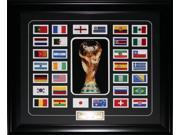 FIFA 2014 World Cup Final 32 Team Patch Soccer frame 9SIADC26DU2196