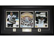 Sidney Crosby Pittsburgh Penguins 2016 Stanley Cup Conn Smythe MVP 3 Photograph Frame 9SIADC26DU1888
