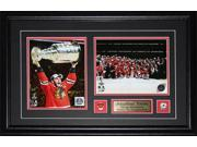 Jonathan Toews Chicago Blackhawks 2015 Stanley Cup 2 photo frame 9SIADC26DU1961