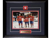Jean Beliveau Maurice Richard Guy Lafleur Stanley Cup 8x10 frame 9SIADC26DU2139