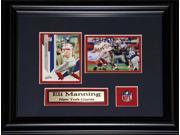 Eli Manning New York Giants 2 card frame 9SIADC26DU2663