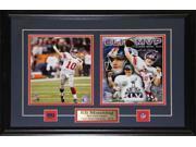Eli Manning Superbowl XLII New York Giants MVP 2 photo frame 9SIADC26DU2331
