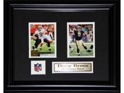 Drew Brees New Orleans Saints 2 card frame 9SIADC26DU2345