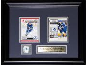Mikhail Grabovski Toronto Maple Leafs 2 Card frame 9SIADC26DU2780