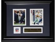 Tony Romo Dallas Cowboys 2 Card Frame 9SIADC26DU2381