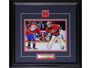 Carey Price & PK Subban Montreal Canadiens 8x10 frame