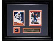 Magnus Paajarvi-Svensson Edmonton Oilers 2 card frame 9SIADC26DU2821