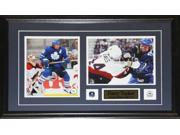 Darcy Tucker Toronto Maple Leafs Signed 2 Photo Frame 9SIADC26DU2670