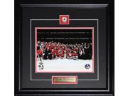 2015 Chicago Blackhawks Stanley Cup Champions 8x10 frame 9SIADC26DU2530
