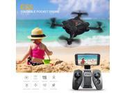 Eachine E55 Mini WiFi FPV Foldable Pocket Drone w/ High Hold Mode RC Quadcopter RTF Version with Transmitter