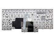 New laptop replacement keyboard for Lenovo ThinkPad IBM 0C01589 04Y0190 PE-84US US layout Black color with black frame