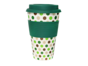 Ecoffee Cup Organic Bamboo Fibre Reusable Coffee Cup Basket Case 400ml 9SIADGW5RS1207