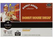 Donut House Coffee, Light Roast Decaf, K-Cup Portion Pack for Keurig K-Cup Brewe 9SIADHM63Y0926