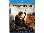 Resident Evil: The Final Chapter [Blu-ray] 12Z-00GW-00001