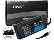 CWK® AC Adapter Laptop Charger Power Supply Cord for JN801 LCD MONITOR F Polaroid LCD-1700 LCD1700 LCD F1650K F1670K CH-1204 ADP-4801 LE-9702B FSP FSP048-1AD101