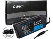 CWK® AC Adapter Laptop Charger Power Supply Cord for Samsung NP530U3B-A02FR NP530U3B-A02IT NP530U3B-A02UK NP530U3B-A02SE NP530U3B-A03DE NP530U3B-A03CH NP530U3B-