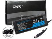 CWK® AC Adapter Laptop Charger Power Supply Cord for DELL Precision 15-3510 P48F001 3510 M2800 workstation M4500 M6700 M2800 P29F001 M60 M70 M90 M2400 M4400