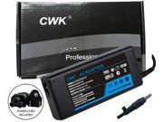 CWK® AC Adapter Laptop Charger Power Supply Cord for HP ZT3000 DV1000 DV1100 Compaq Presario PP2140 EC699AV Compaq Presario V2000 V2100 V6000 V6110 Compaq Presa