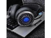 GS915 Professional Gaming Headset 7.1 Surround Sound Vibration Function USB Sereo HIFI Bass Gaming Headphone for PC Gamer 9SIADJT5YT2741
