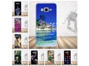 For Samsung Galaxy Grand Prime Soft Silicon Phone Case Skin TPU Cover for Samsung Galaxy Grand Prime G530 G5308W Skull Pattern 9SIADJT67T6955